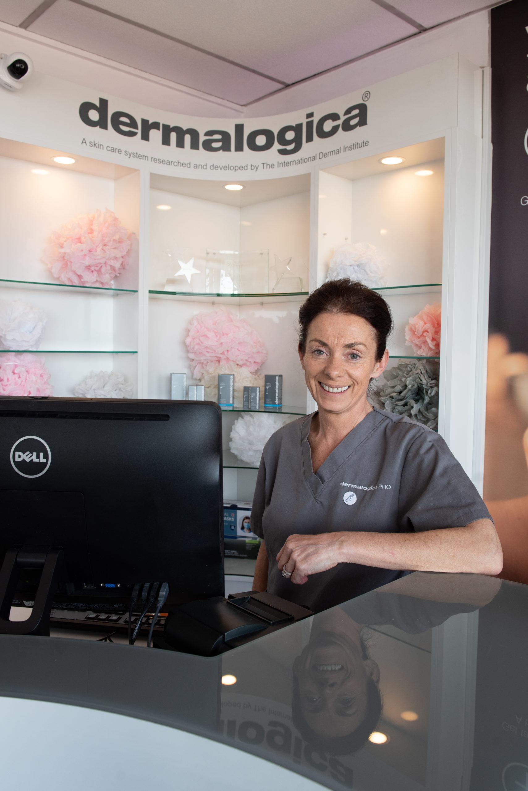 Professional Skincare therapist
